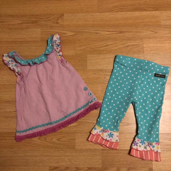 """Matilda Jane"" 2pc. Set Size 18/24 Months"